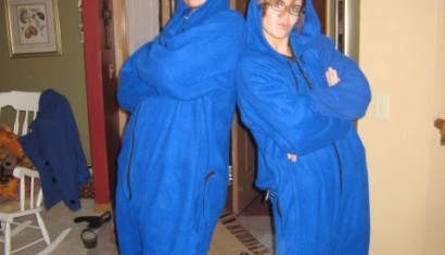 Zach and Amy being Forever Lazy